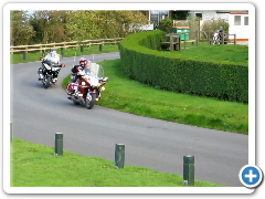 Oliver's Mount rideout